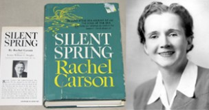 Rachel Carson and the legacy of Silent Spring