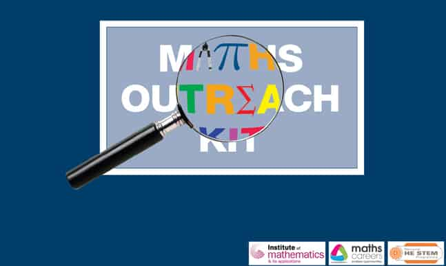The Large Maths Outreach and Careers Kit