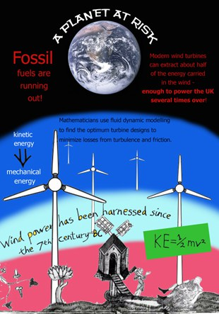 Poster Competition - Planet at risk 2012/2013