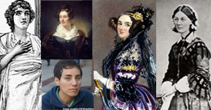 Five famous female mathematicians – from ancient times to the modern day