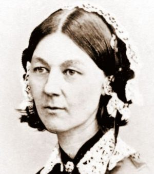 5 female mathematicians Florence Nightingale