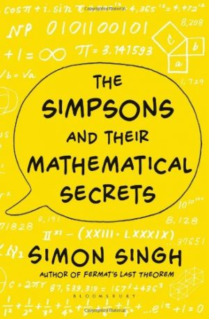 the simpsons and their mathematical secrets cover