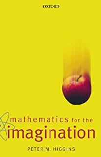 mathematics for the imagination book cover