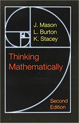 Thinking Mathematically cover