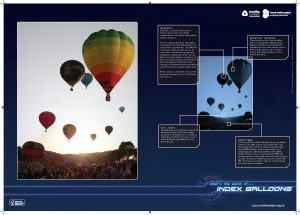 whats the point of maths poster balloons