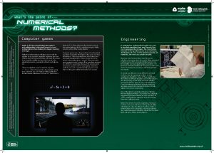 numerical methods poster