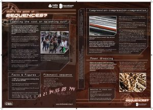 sequences poster