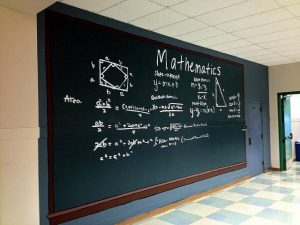 maths board