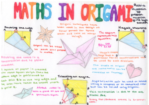 maths in origami
