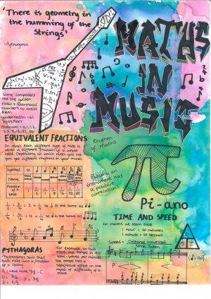 music and maths