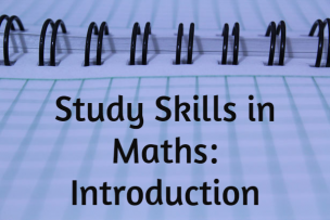 Study Skills in Mathematics – Introduction