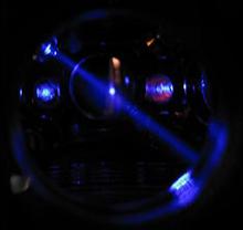 Optical atomic clock