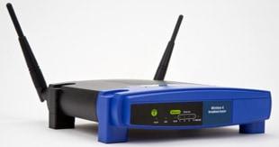 Wi-Fi hotshot