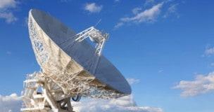 Radio telescope facility