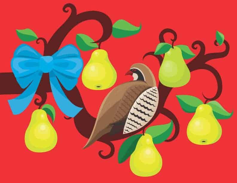 The Maths Inside the Twelve Days of Christmas