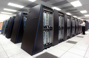Blue Gene Argonne Nat Lab via flickr