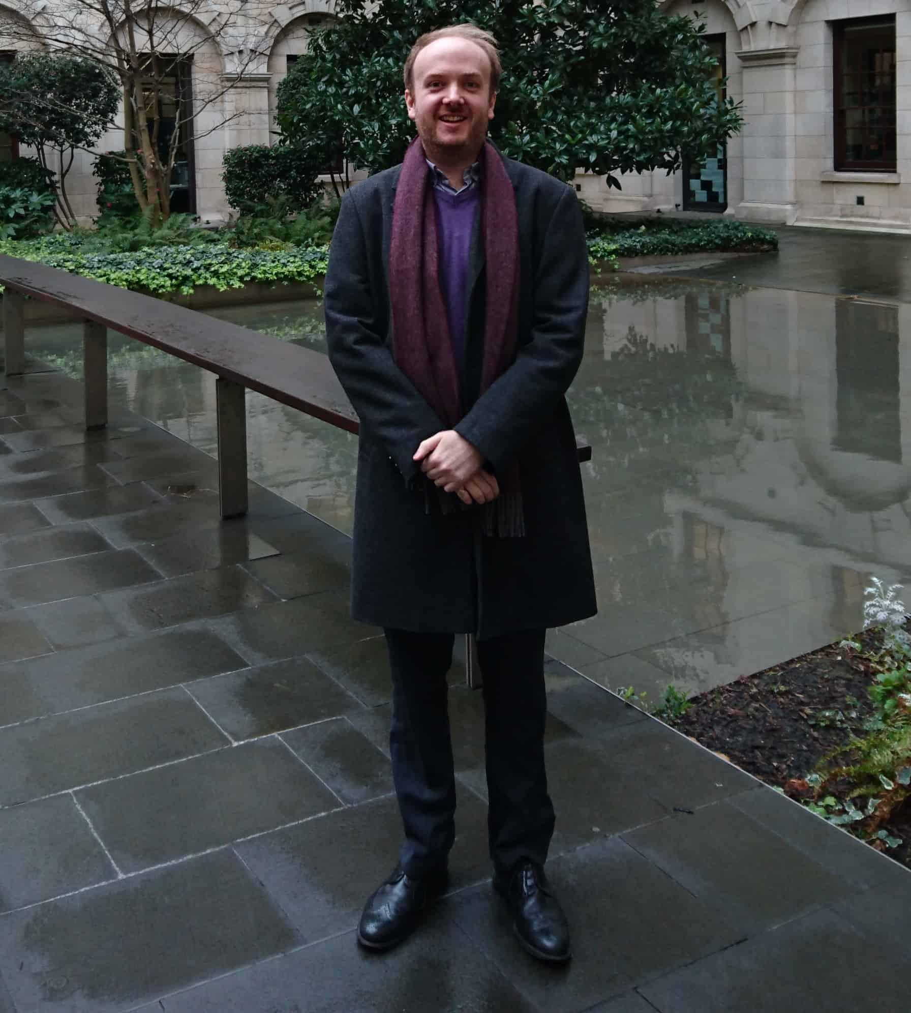 Joe Fallon, Government Operational Research Service