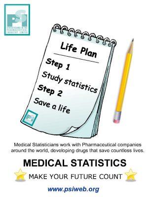 medical statistics poster 1