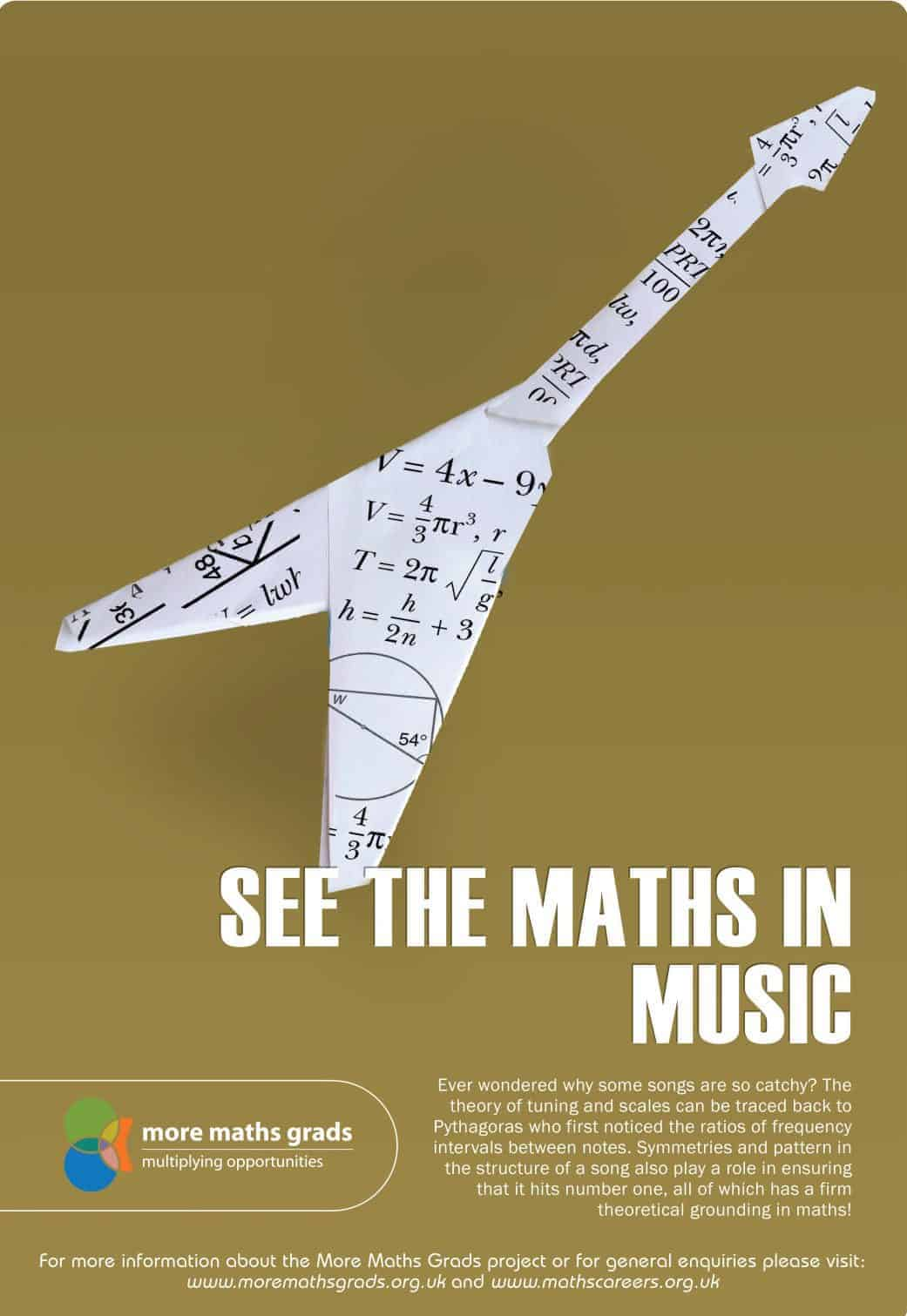 **Winners Announced**2016 Poster Competition – Everyday Maths