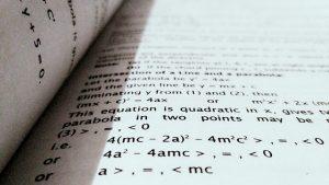 A'level mathematics work