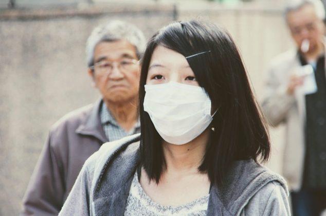 face mask for flu