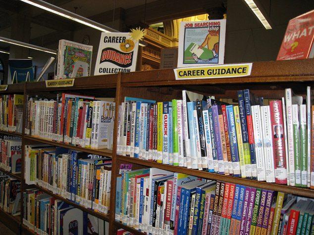 careers books