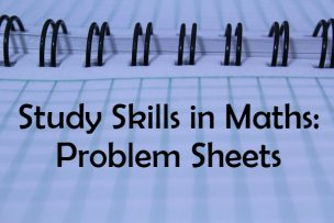 Study Skills in Mathematics – Problem Sheets