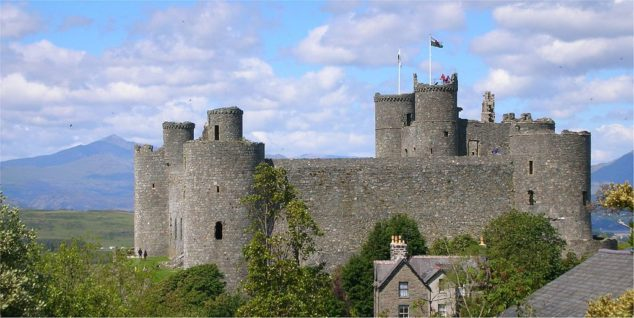 Harlech_Castle