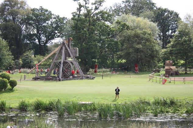 Trebuchet at Warwick Castle