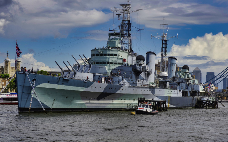 Nathan Turner, Warship Signatures Engineer