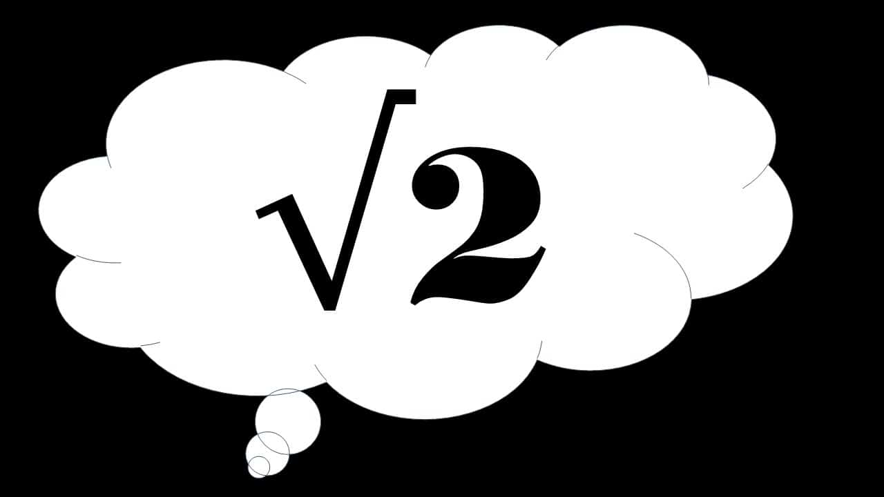 How Well Do You Know the Square Root of 2?